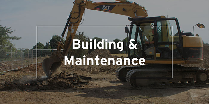 Building & Maintenance